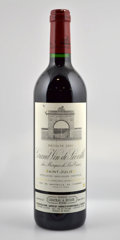 Red Bordeaux, Chateau Leoville Las Cases 2000 . St. Julien. 1tl. Bottle(12). ... (Total: 12 Btls. )