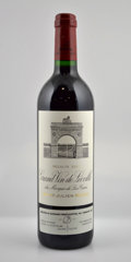 Red Bordeaux, Chateau Leoville Las Cases. St. Julien. 2003 Bottle (6). 2003 1lbsl, 1 loose capsule Magnum (3). ... (Total: 6 Btls. & 3 Mags. )