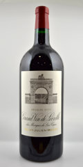 Red Bordeaux, Chateau Leoville Las Cases 2003 . St. Julien. 2lbsl, 2 loose capsules. Magnum (6). ... (Total: 6 Mags. )