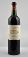 Red Bordeaux, Chateau Margaux 2003 . Margaux. 2lwasl, 4nl. Bottle (9). ...(Total: 9 Btls. )