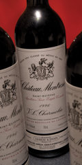 Red Bordeaux, Chateau Montrose 1996 . St. Estephe. owc. Bottle (12). ... (Total: 12 Btls. )