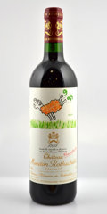 Red Bordeaux, Chateau Mouton Rothschild 1999 . Pauillac. 1lbsl. Bottle(4). ... (Total: 4 Btls. )