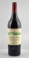 Red Bordeaux, Chateau Pavie 2000 . St. Emilion. 1ltl. Bottle (9). ... (Total: 9 Btls. )