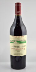 Red Bordeaux, Chateau Pavie 2002 . St. Emilion. Bottle (12). ... (Total:12 Btls. )