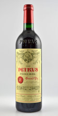 Red Bordeaux, Chateau Petrus 1996 . Pomerol. Bottle (1). ... (Total: 1 Btl. )