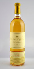 White Bordeaux, Chateau d'Yquem 1999 . Sauternes. 2owc. Bottle (12). ... (Total: 12 Btls. )