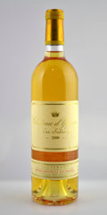 White Bordeaux, Chateau d'Yquem 2000 . Sauternes. Bottle (12). ... (Total:12 Btls. )