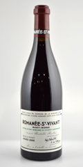 Red Burgundy, Romanee St. Vivant 2000 . Domaine de la Romanee Conti . Bottle (4). ... (Total: 4 Btls. )