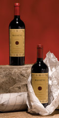 Italy, Masseto. Tenuta dell' Ornellaia . 2003 Bottle (1). 2004 Bottle (11). ... (Total: 12 Btls. )