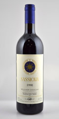 Italy, Sassicaia. Tenuta San Guido . 1998 2lbsl Bottle (2). 19982lbsl, 2lscl Magnum (2). 1999 Bottle (2). 2000 ... (Total: 8 Btls.& 3 Mags. )
