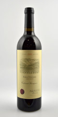 Domestic Cabernet Sauvignon/Meritage, Araujo Estate Cabernet Sauvignon 2005 . Eisele Vineyard. Bottle (12). ... (Total: 12 Btls. )
