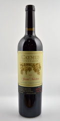 Domestic Cabernet Sauvignon/Meritage, Caymus Cabernet Sauvignon 2001 . Special Selection. Bottle (12). ... (Total: 12 Btls. )