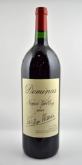 Domestic Cabernet Sauvignon/Meritage, Dominus Estate. 2001 Bottle (3). 2001 Magnum (1). 2002 Bottle (4). ... (Total: 7 Btls. & 1 Mag. )