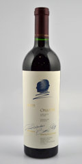 Domestic Cabernet Sauvignon/Meritage, Opus One. 2003 4lbsl Bottle (7). 2004 2lbsl Bottle (4). ... (Total:11 Btls. )