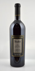 Domestic Cabernet Sauvignon/Meritage, Shafer Cabernet Sauvignon 2001 . Hillside Select. Bottle(12). ... (Total: 12 Btls. )