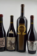 Domestic Pinot Noir, Sine Qua Non Pinot Noir. 2000 A Capella lnl Bottle (1). 2002Hollerin M Bottle (1). 2003 Omega Ma... (Total: 3Btls. & 1 Mag. )