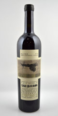 Domestic Syrah/Grenache, Sine Qua Non Syrah 2006 . Raven Series. No. 5, 1bsl, 1hbsl.Bottle (9). ... (Total: 9 Btls. )