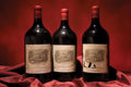 Red Bordeaux, Chateau Lafite Rothschild 1961 . Pauillac. bsl, vintage '61' illegible due to tear, cuc to reveal vintage on cork, rebou... (Total: 1 D-Mag. )