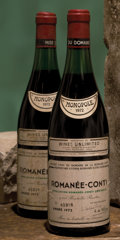Red Burgundy, Romanee Conti 1972 . Domaine de la Romanee Conti . 3.3cm,bsl, scl. Bottle (1). ... (Total: 1 Btl. )