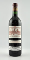 Red Bordeaux, Chateau Cos d'Estournel 2000 . St. Estephe. 3lbsl, 1lscl. Bottle (12). ... (Total: 12 Btls. )