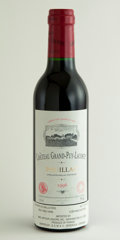 Red Bordeaux, Chateau Grand Puy Lacoste 1996 . Pauillac. 14lbsl, 1bsl.Half-Bottle (23). ... (Total: 23 Halves. )