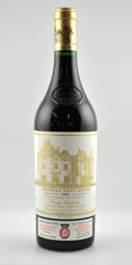 Red Bordeaux, Chateau Haut Brion 1999 . Pessac-Leognan. 12lbsl. Bottle(12). ... (Total: 12 Btls. )