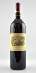 Red Bordeaux, Chateau Lafite Rothschild 2001 . Pauillac. Bottle (12). ...(Total: 12 Btls. )