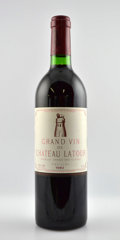 Red Bordeaux, Chateau Latour 1982 . Pauillac. 3lbsl, 2lnl. Bottle (12).... (Total: 12 Btls. )