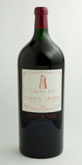 Red Bordeaux, Chateau Latour 1996 . Pauillac. bn, lbsl. Imperial (1). ...(Total: 1 Imp. )