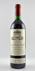 Red Bordeaux, Chateau Leoville Las Cases. St. Julien. 1989 1lbsl Bottle(7). 1990 1lnl Bottle (5). ... (Total: 12 Btls. )