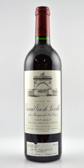 Red Bordeaux, Chateau Leoville Las Cases 1999 . St. Julien. Bottle (12). ... (Total: 12 Btls. )