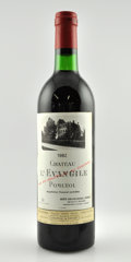 Red Bordeaux, Chateau l'Evangile 1982 . Pomerol. 4lbsl, 1ltl. Bottle (4). ... (Total: 4 Btls. )