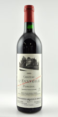 Red Bordeaux, Chateau l'Evangile 1989 . Pomerol. 12lbsl, 1ltl. Bottle(12). ... (Total: 12 Btls. )