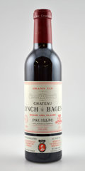 Red Bordeaux, Chateau Lynch Bages 2000 . Pauillac. 9lbsl. Half-Bottle (23). ... (Total: 23 Halves. )