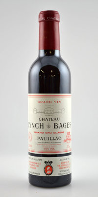 Chateau Lynch Bages 2000 Pauillac 9lbsl Half-Bottle (23)