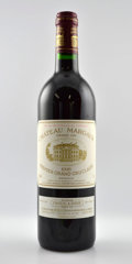 Red Bordeaux, Chateau Margaux 1998 . Margaux. 7bsl. Bottle (10). ...(Total: 10 Btls. )
