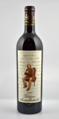 Red Bordeaux, Chateau Mouton Rothschild 2003 . Pauillac. owc. Bottle (12).... (Total: 12 Btls. )