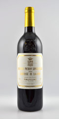 Red Bordeaux, Chateau Pichon Lalande 2004 . Pauillac. 2owc. Bottle (12).... (Total: 12 Btls. )