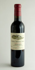 Red Bordeaux, Chateau Troplong Mondot 2000 . St. Emilion. 7bsl, 1lnl.Half-Bottle (23). ... (Total: 23 Halves. )