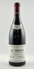 Red Burgundy, La Tache 1996 . Domaine de la Romanee Conti . 2bsl. Bottle(3). ... (Total: 3 Btls. )