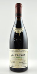 Red Burgundy, La Tache 1997 . Domaine de la Romanee Conti . 1lbsl, 2bsl,1sos. Bottle (12). ... (Total: 12 Btls. )