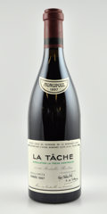 Red Burgundy, La Tache 1997 . Domaine de la Romanee Conti . 7bsl. Bottle(6). ... (Total: 6 Btls. )