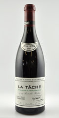 Red Burgundy, La Tache 2001 . Domaine de la Romanee Conti . 1bsl. Bottle (6). ... (Total: 6 Btls. )