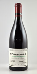 Red Burgundy, Richebourg 1996 . Domaine de la Romanee Conti . Bottle (8).... (Total: 8 Btls. )