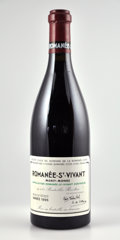 Red Burgundy, Romanee St. Vivant 1996 . Domaine de la Romanee Conti .5lbsl. Bottle (5). ... (Total: 5 Btls. )