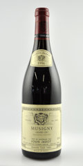 Red Burgundy, Musigny 1996 . L. Jadot . 1tl. Bottle (11). ... (Total: 11 Btls. )