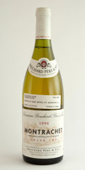 White Burgundy, Montrachet 1996 . Bouchard Pere et Fils . 4tl. Bottle (11).... (Total: 11 Btls. )