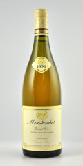 White Burgundy, Montrachet. Sauzet . 1996 1lbsl Bottle (4). 1998 1sos Bottle(8). ... (Total: 12 Btls. )