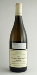 White Burgundy, Chevalier Montrachet 2002 . V. Girardin . Bottle (10). ...(Total: 10 Btls. )