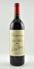 Domestic Cabernet Sauvignon/Meritage, Dominus Estate 1992 . 1lbsl, 1sos. Bottle (9). ... (Total: 9 Btls. )